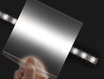 Diffusion Film For LED Light Guide Panel