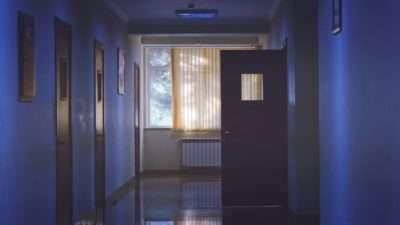 LED light panels for healthcare