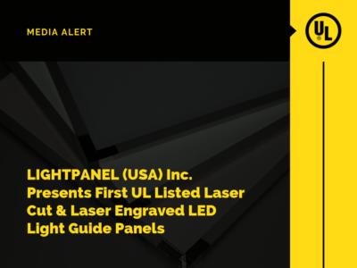 UL Listed Light Panels